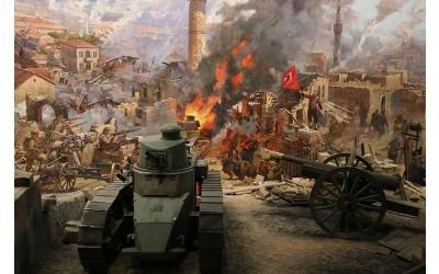 25 Aralık Gaziantep'in Kurtuluşu